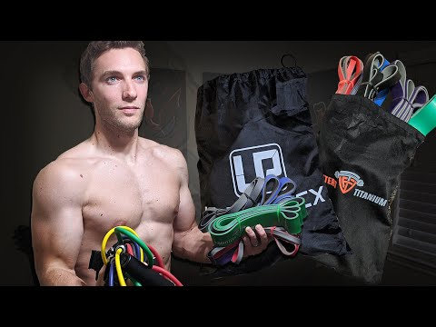 Resistance Bands Vs Loop Bands For Home Workouts