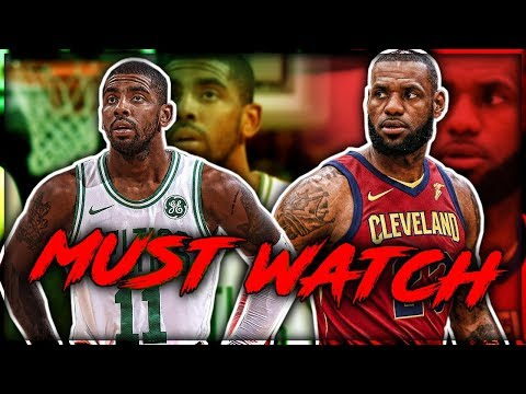 Top 10 MUST WATCH Games in Week 1 of the 2018 NBA Season!