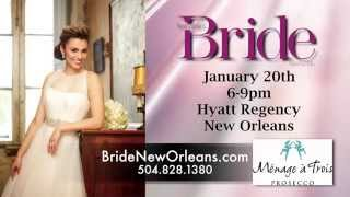 New Orleans Bride Magazine's Bridal Show