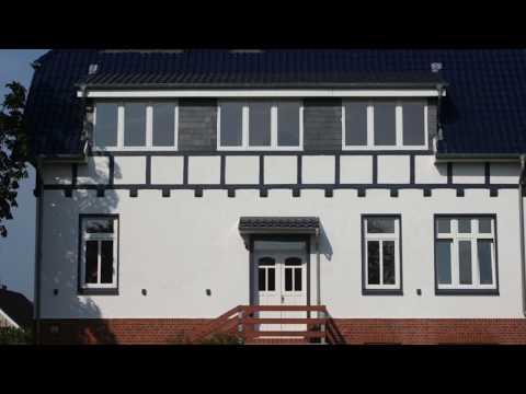 Eigentumswohnung Nr 2 Villa Schirrhof Cuxhaven Dose Youtube