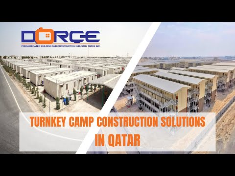 Dorce Turnkey Integrated Workers Accommodation Camp Qatar