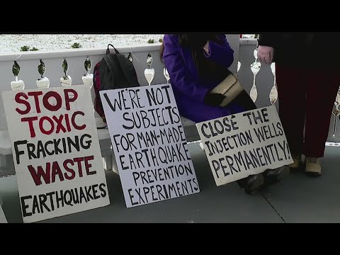 Group says fracking caused Youngstown earthquake 6 years ago