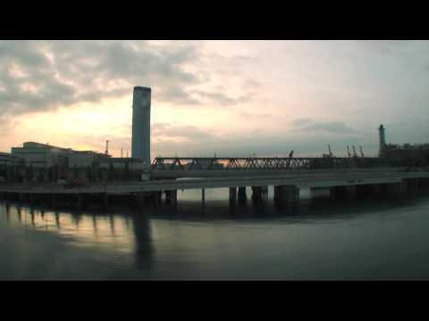 (HD) Tokyo Monorail -早朝の東京モノレール- 01