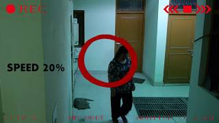 Ghost Try To Talk With Girl | Paranormal Activity Caught