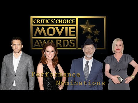 Critics' Choice Awards Best Actor Categories And Nominations – AMC Movie News