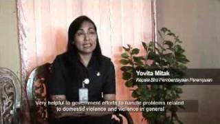 Rumah Aman menuju kesetaraan Gender