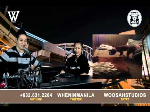 When In Manila The Podcast - Episode 2 - Jan 15, 2014