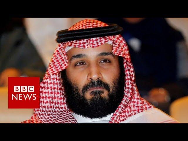 Five Things About Saudi Arabias Crown Prince Mohammed Bin Salman Bbc News