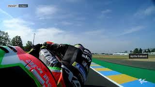 Aprilia Racing Team Gresini OnBoard: SHARK Helmets Grand Prix de France
