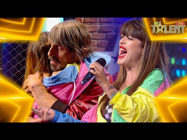 El PASE DE ORO más inesperado: así HA ARRASADO Silvina | Audiciones 7 | Got Talent España 7 (2021)