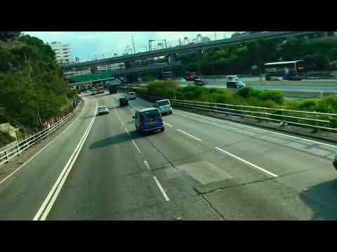 Hong Kong Best Video - Hong Kong Highway Tour HD