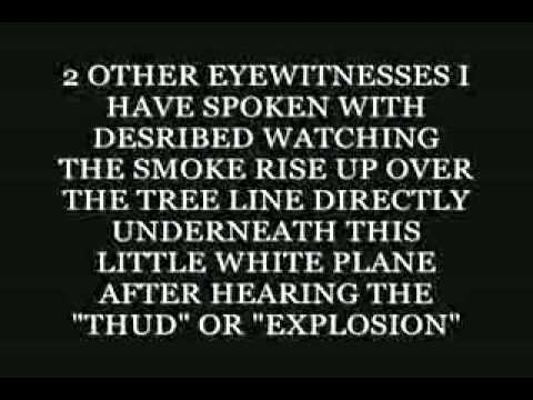 Witnesses Expose that 9/11 Flight 93 in Shanksville was a lie