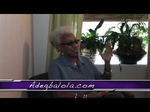 Gaye Adegbalola talks about Blues in all Flavors