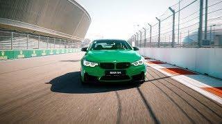 КАК ПРАВИЛЬНО ГОНЯТЬ НА БМВ / BMW M4 vs BMW M2