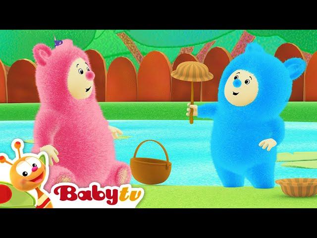 Billy BamBam | Jugando fuera | BabyTV Español