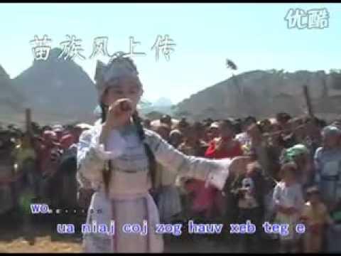 邹兴兰假如你是一朵花 Laj Tsawb: Kheev Lam Koj Yog Ib Res Paj