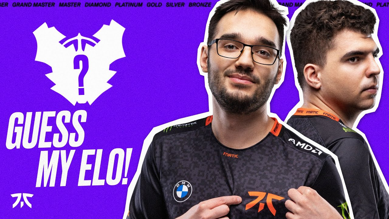 Bwipo & Hylissang guess YOUR rank! | AMD Guess My ELO