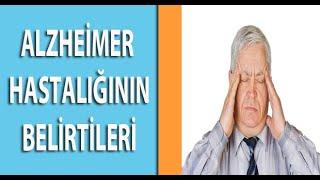 Alzheimer Nedenleri ve Tedavisi