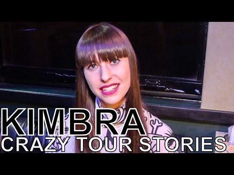 Kimbra - CRAZY TOUR STORIES Ep. 616