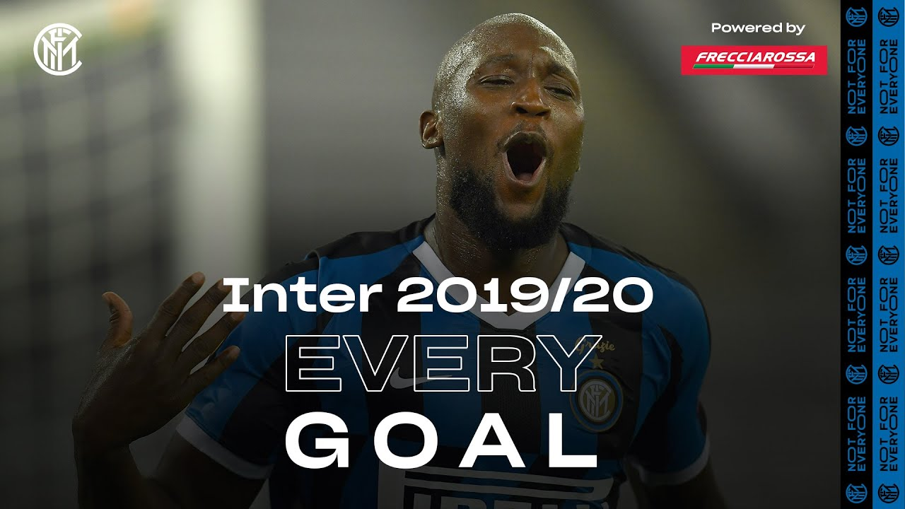 Download EVERY GOAL! | INTER 2019/20 | Lukaku, Lautaro, Sanchez, Eriksen, Young, Barella and more... ⚽⚫🔵😮