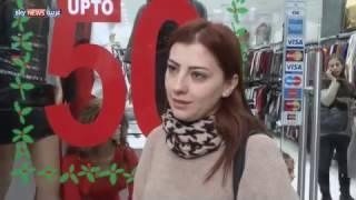 لبنان.. رواج في الأسواق قبيل أعياد الميلاد