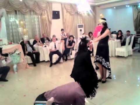 самая лучшая и прикольная  сказка на свадьбе в Атырау