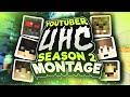 Minecraft YouTuber UHC Season 2 Montage