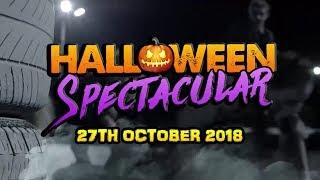 Halloween Spectacular 2018 | Drift Cars, Burn Outs, Car Show | Kingston Park Raceway