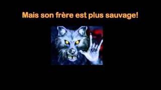 Les zombies et les loups-garoux, Raffi