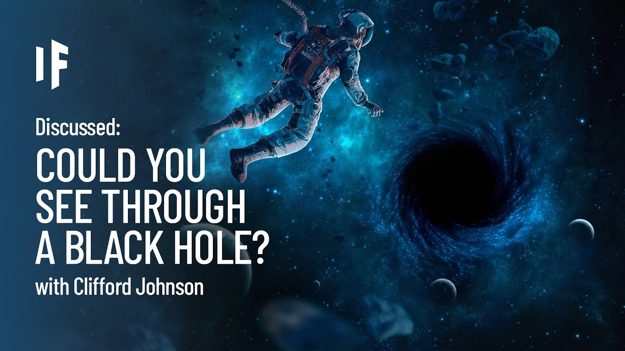 Discussed: What If You Could See Through a Black Hole? - Pr. Clifford Johnson