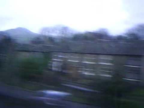 22/12/2007 Stockport to Sheffield Train Journey 3