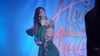 Heart of America Belly Dance Festival Highlights - Night One