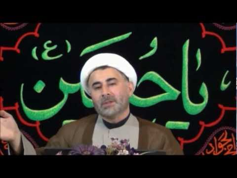 Sh Mansour Leghaei - You Are What You Eat - Arbaeen 1433/2012