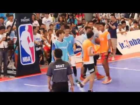 160716 BANK Thiti Mahayotaruk [Basketball] Part1