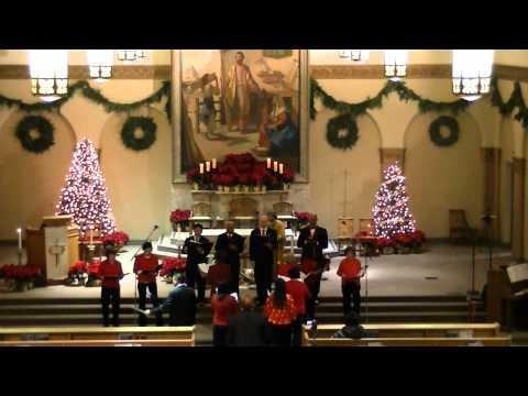 """Christmas 2013 Midnight Mass:  """"O Come Divine Messiah"""""""