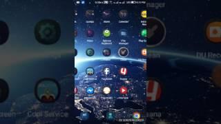 Coolpad note 5 tricks  hide apps screenshot