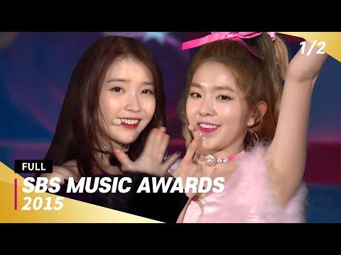 [FULL] SBS Music Awards 2015 (1/2) | 20151227 | EXO, SHINee, Girls Generation, Red Velvet, TWICE
