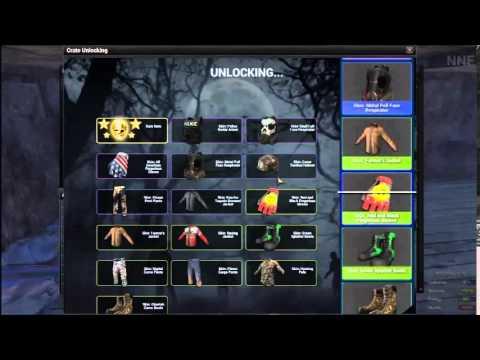 how to get mercenary crates h1z1