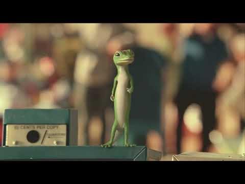 GEICO Car Insurance TV Commercial, 'Military Parade Gecko ...