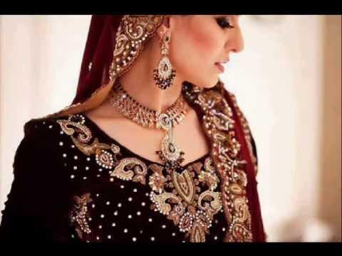 Latest Pakistani Bridal Dresses