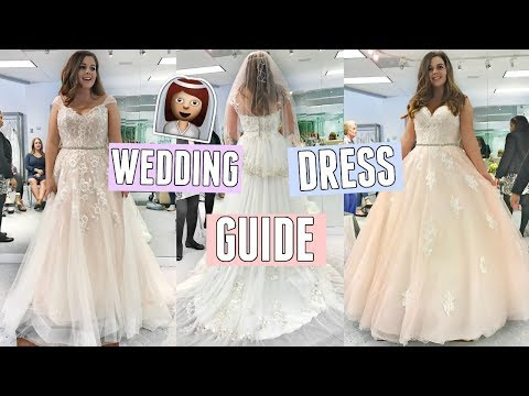 Ultimate Wedding Dress Shopping Guide! Tips, Advice   My Experience!