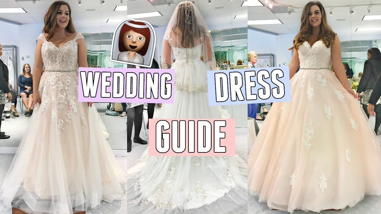 Ultimate Wedding Dress Shopping Guide! Tips, Advice + My Experience ...