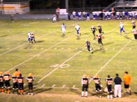 Devin hawkins QB#7 southside high school Greenville sc