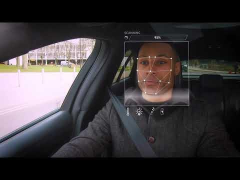 Jaguar Land Rover: Driver Facing Cameras