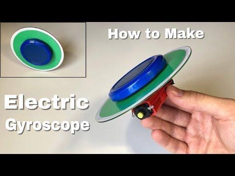 Awesome idea - How to Make Gyroscope