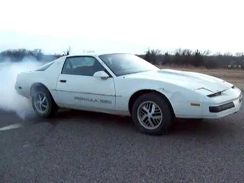 1987 formula firebird burnout 350 tpi cherrybomb  YouTube