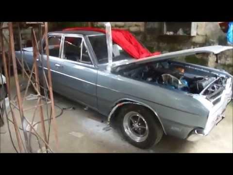 Restauração Dodge Dart Raul Auler