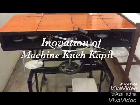 Kueh Kapit Machine