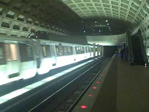 Washington Metro Compilation Video