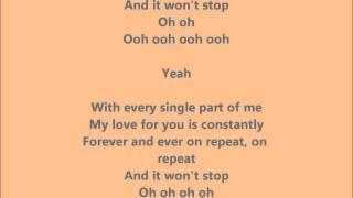 It Won't Stop x Sevyn Streeter Lyrics